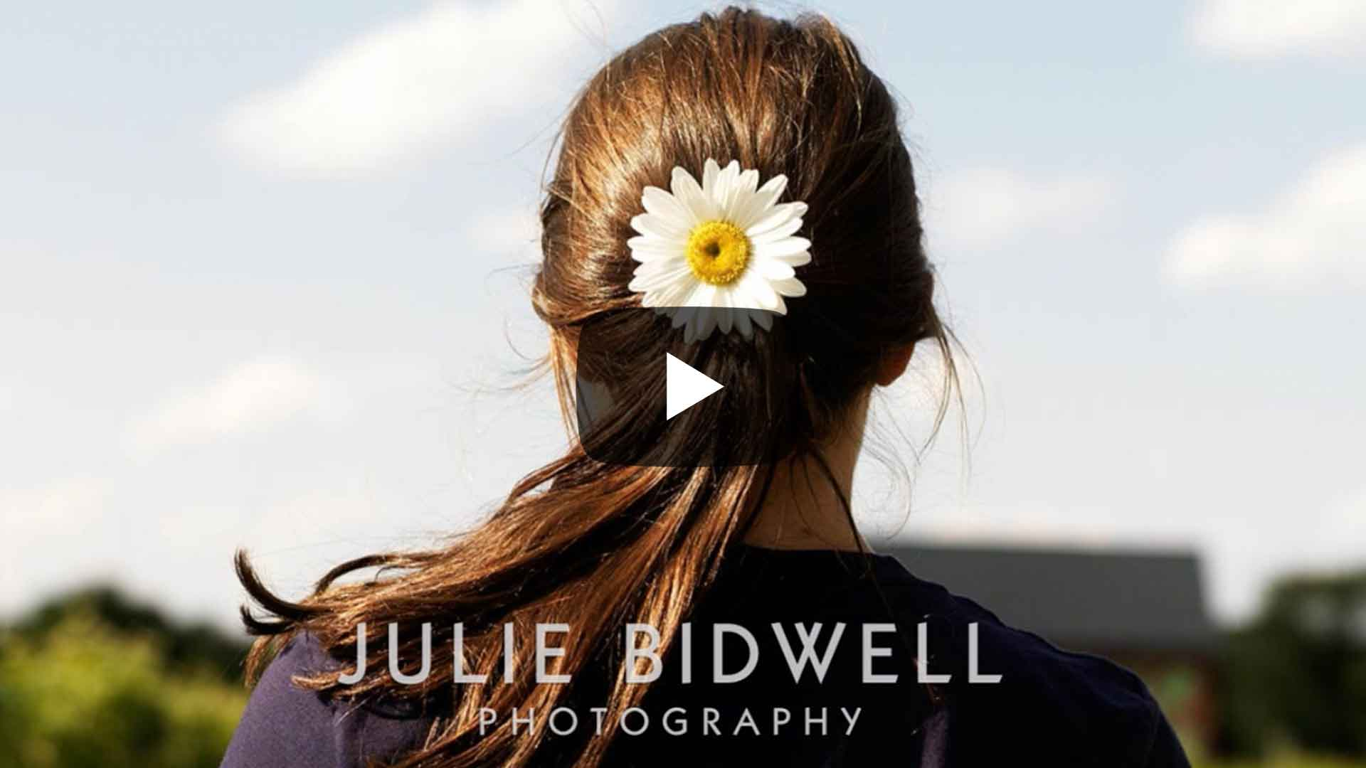 Julie Bidwell Photography sample video image